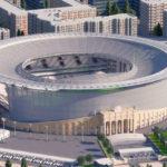 Екатеринбург Арена. Стадион ЧМ-2018 после реконструкции