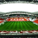 Казань Аренановый стадион к ЧМ-2018