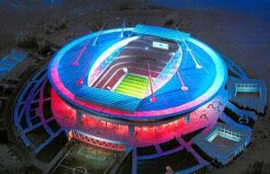 Стадион- с подсветкой в СПБ