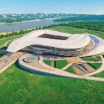 Ростов Арена для ЧМ-2018.  Ростов-на-Дону новый стадион