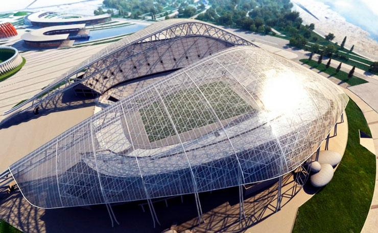 Стадион сочи для чм 2018