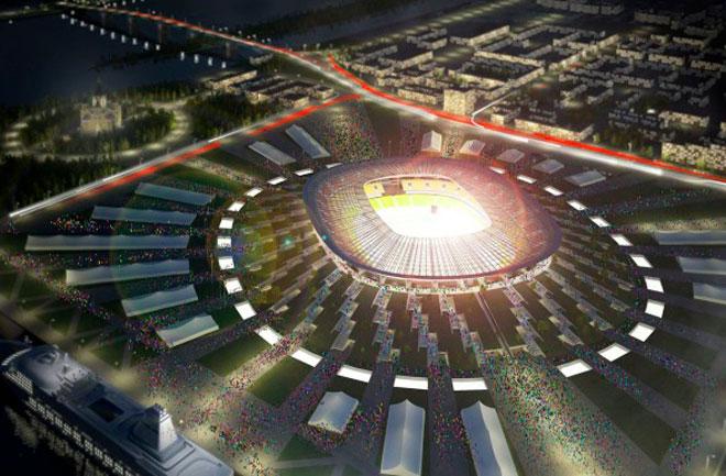 Стадион в нижнем новгороде для чм 2018