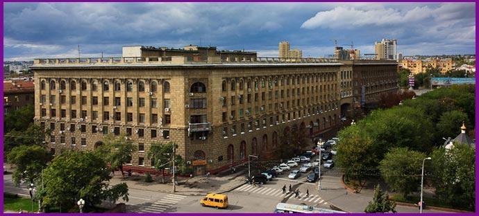 Волгоград: академия физкультуры и спорта