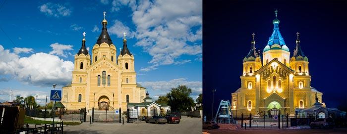 Нижний Новгород: Александро-Невский кафедральный собор