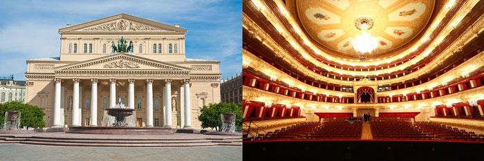 Москва: Большой театр