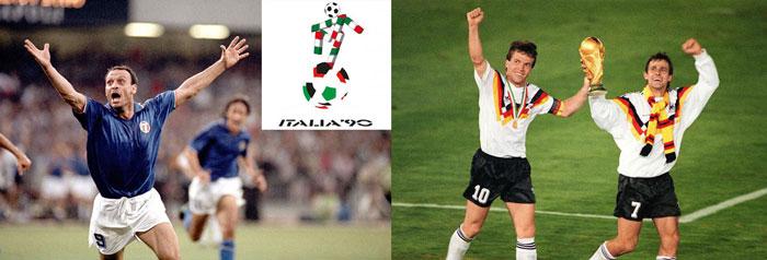 1990 чемпионат мира по футболу