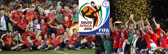 2010 чемпионат мира по футболу