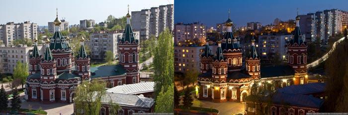 Волгоград: казансикй кафедральный собор