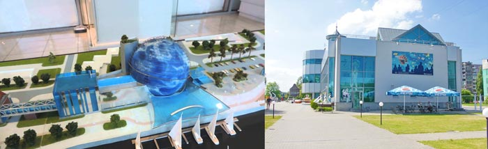Калининград: музей мирового океана