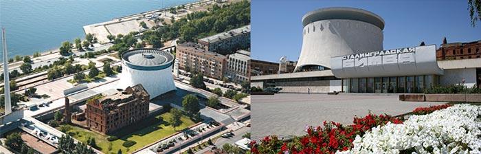 Волгоград музей сталинградская битва