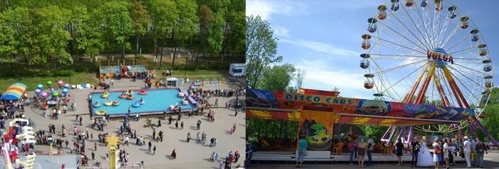 """Нижний Новгород: парк """"Швейцария"""""""