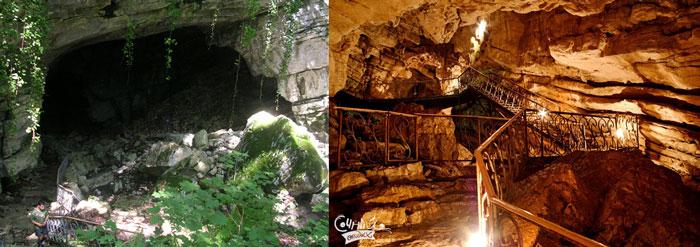 Сочи: Воронцовские пещеры