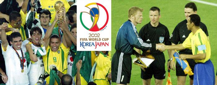 2002 чемпионат мира по футболу