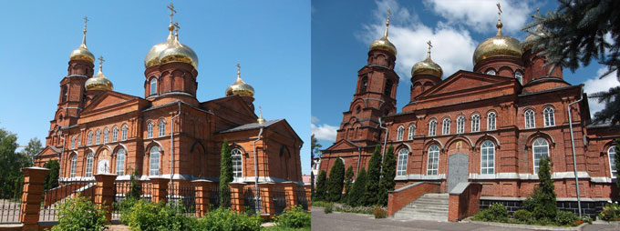 Саранск: Свято-Никольская церковь