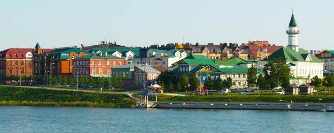 Казань татарская слобода