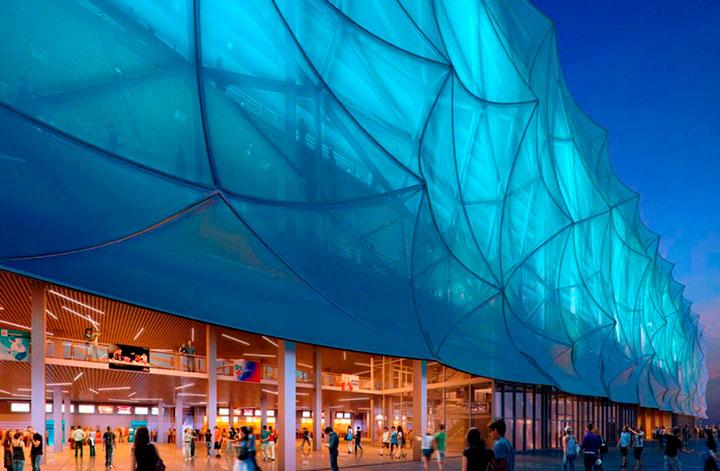 Пример внешнего вида калининградского стадиона