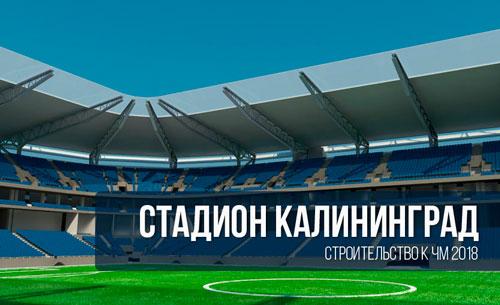 клининград стадион к чм 2018