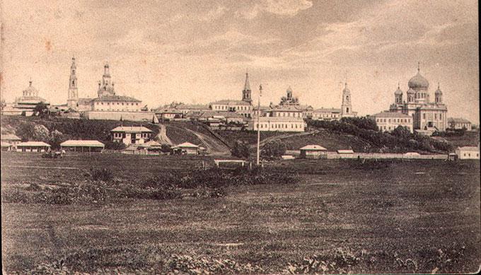 Саранск в 18-19 веке