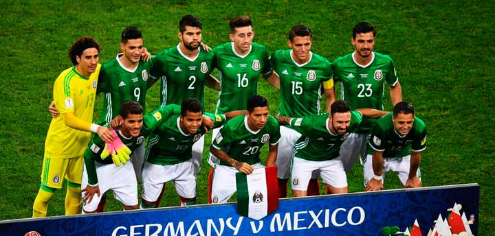 состав сборной мексики