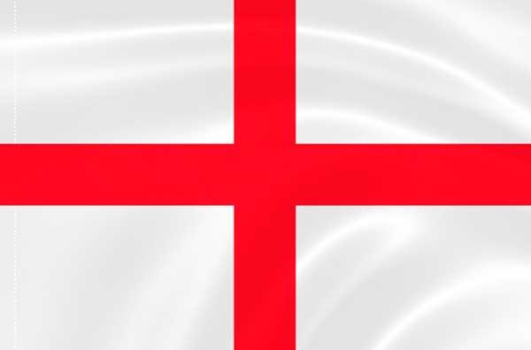 Флаг сборной англии