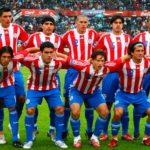 Состав сборной Парагвай по футболу на играх ЧМ 2018