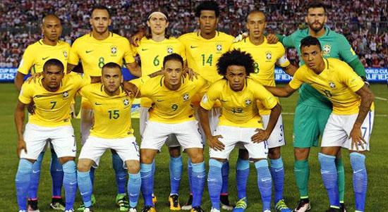 сборная-бразилии-состав команды-2018
