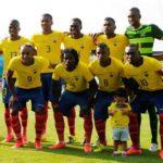 Состав сборной Эквадора по футболу на играх ЧМ 2018