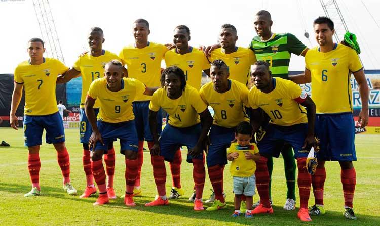 сборная эквадора на чм 2018