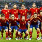 Состав сборной Испании по футболу на играх ЧМ 2018