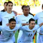 Состав сборной Боливии по футболу на играх ЧМ 2018