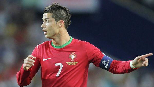 сильнейший на планете игрок сборной португалии криштиан роналду