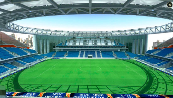 стадион арена в санкт-петербурге
