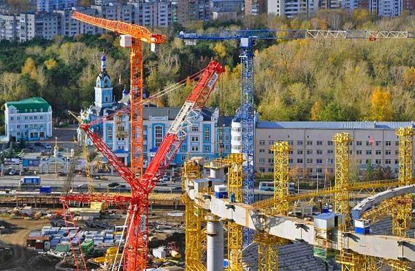 Стоимость строительства арены в Екатеринбурге