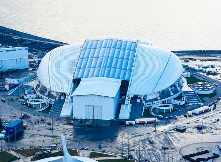 Стадион в сочи чм 2018