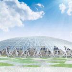 Самара Арена- новый стадион к ЧМ-2018