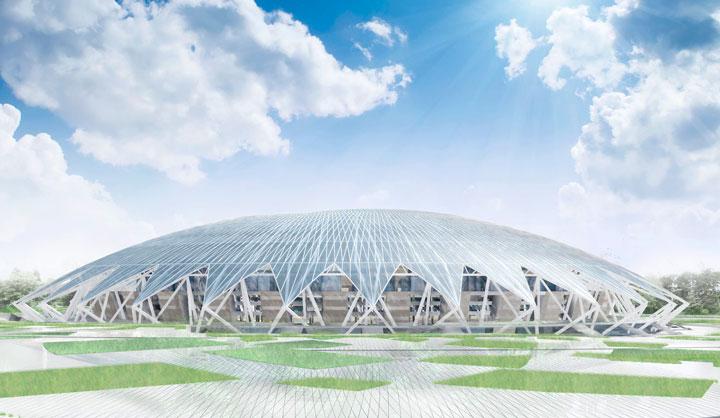 новый стадион самара арена к 2018