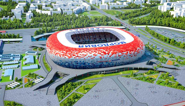 вместимость стадиона в мордовии