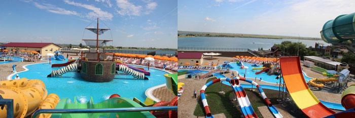 Батайский аквапарк дон-парк