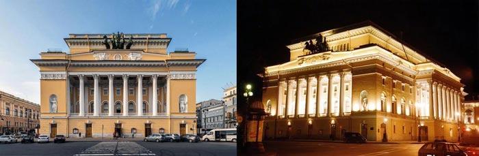 Санкт-Петербург: Александрийский театр