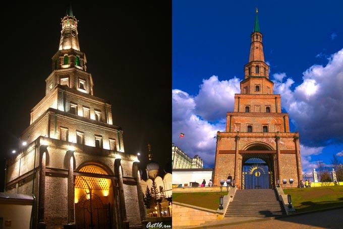 Казанская башня Сююмбике