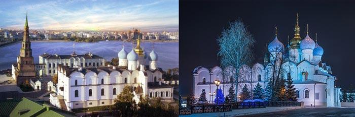 Казань благовещенский собор