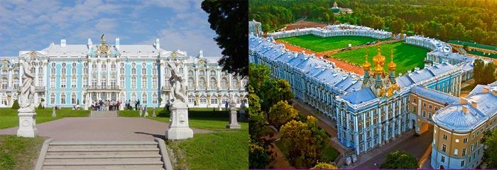 Санкт-Петербург: Екатерининский дворец