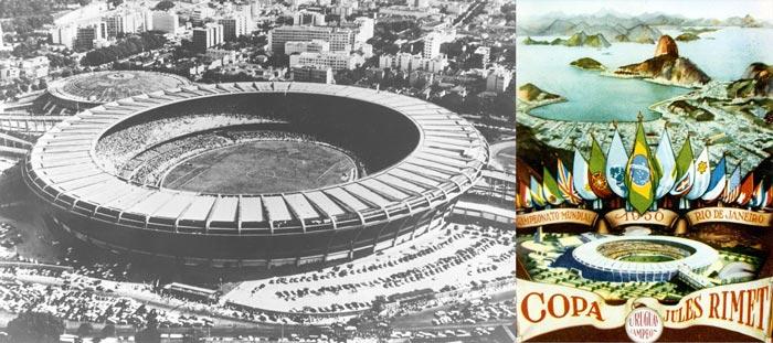 1950 чемпионат мира по футболу