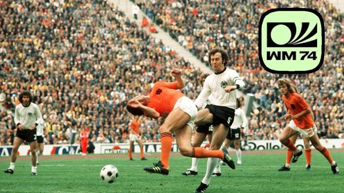 1974 чемпионат мира по футболу