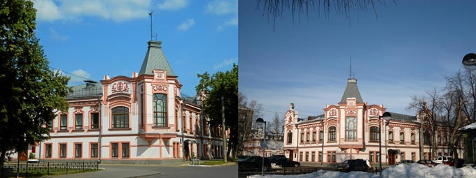 Казань дом Юнусовых-Апанаевых