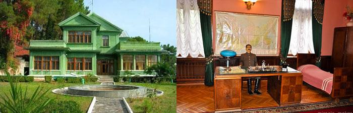 Сочи: дом-музей Дача Сталина