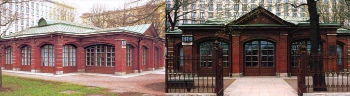 Санкт-Петербург: домик Петра 1