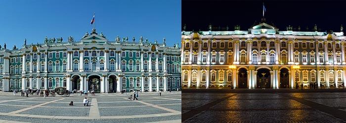 Санкт-Петербург: Эрмитаж