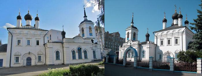 Сарански: Ионанно-Богословская церковь