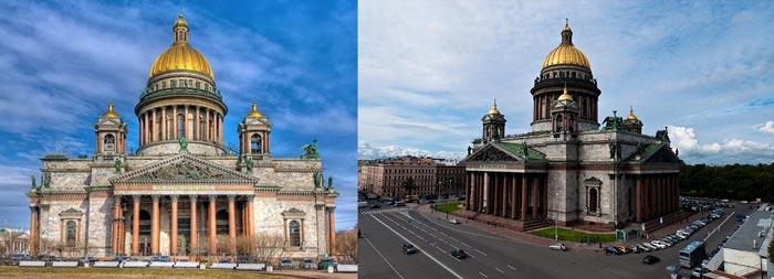 Санкт-Петербург: Исааковский собор